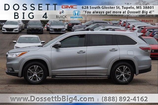 Pre-Owned 2016 Toyota Highlander FWD 4dr V6 XLE (Natl)