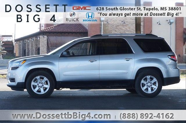 Pre-Owned 2014 GMC Acadia FWD 4dr SLE2