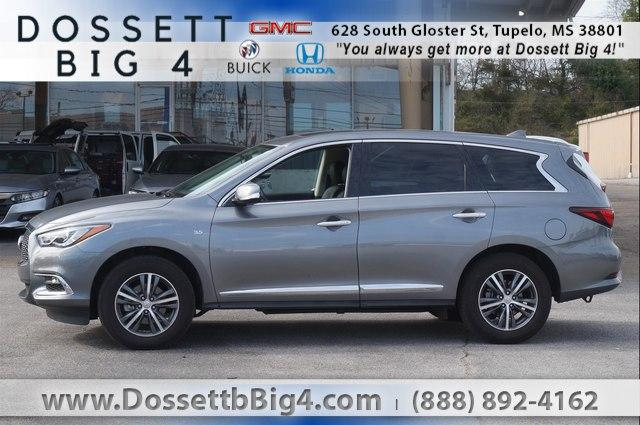 Pre-Owned 2018 INFINITI QX60 3.5 FWD