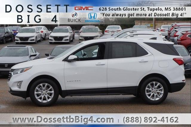 Pre-Owned 2018 Chevrolet Equinox FWD LT