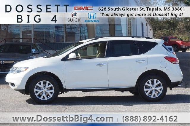 Pre-Owned 2014 Nissan Murano FWD 4dr SV