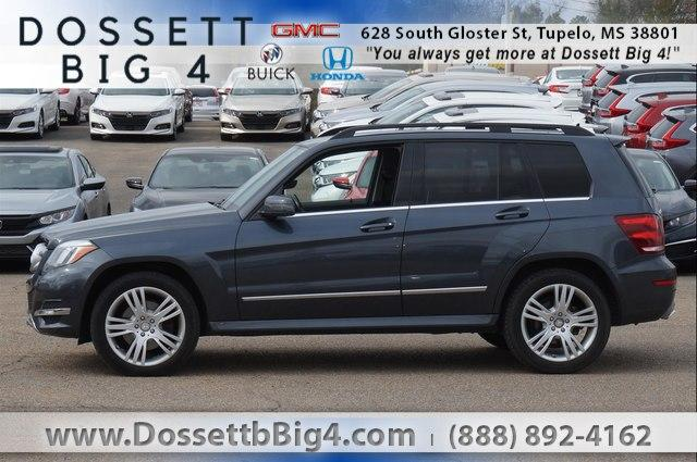 Pre-Owned 2015 Mercedes-Benz GLK-Class GLK 350 4MATIC
