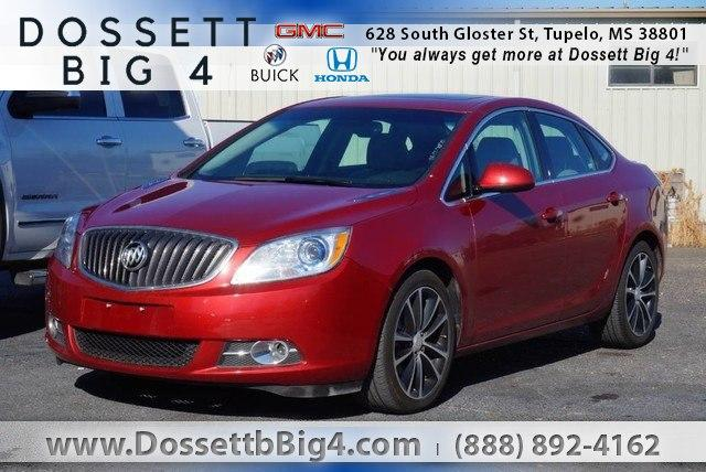 Pre-Owned 2017 Buick Verano 4dr Sdn Sport Touring