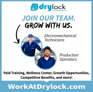 Join Our Team. Grow With Us