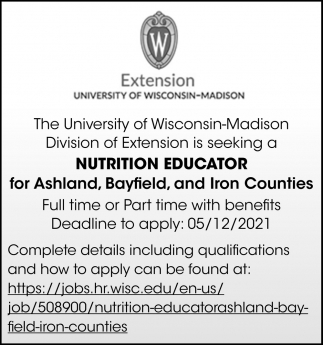 Nutrition Educator