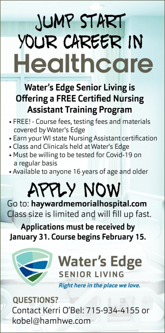 Jump Start Your Career in Healthcare