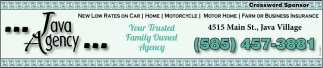 Your Trusted Family Owned Agency