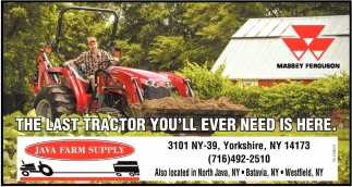 The Last Tractor You'll Ever Need Is Here.