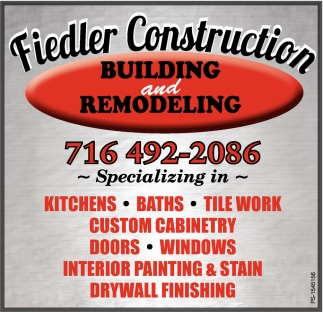 Building And Remodeling