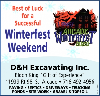 Winterfest Weekend