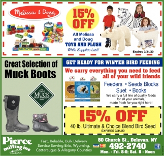 Great Selection Of Muck Boots