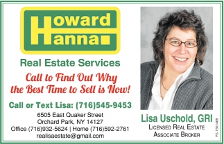 Call To Find Out Why The Best Time To Sell Is Now!