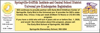 Universal Pre-Kindergarten Registration