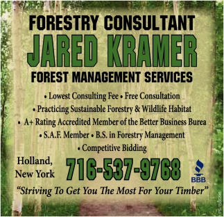 Forest Management Services
