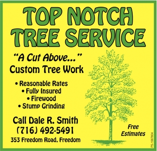 A Cut Above... Custom Tree Work