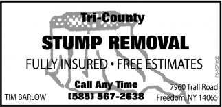Fully Insured - Free Estimates