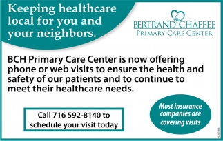 Keeping Healthcare Local For You And Your Neighbors