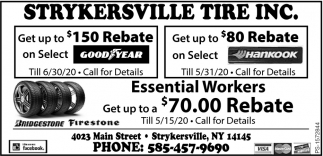 Essential Workers Get Up A $70.00 Rebate