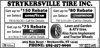Lawn And Garden & ATV Tires