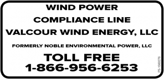 Wind Power Compliance Line