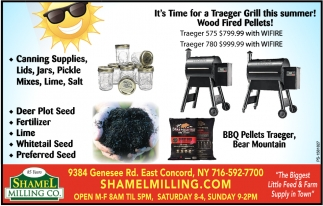 It's Time for A Traeger Grill This Summer!