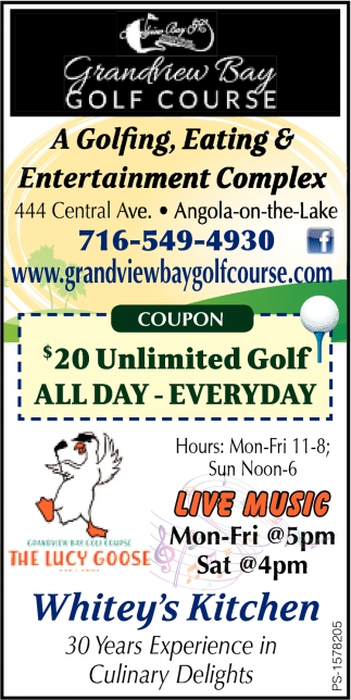 A Golfing, Eating & Entertainment Complex
