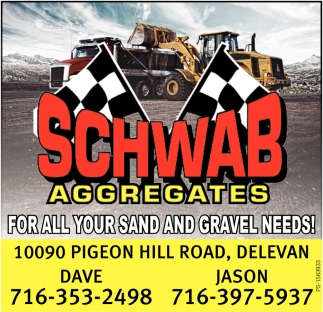 For All Of Your Sand And Gravel Needs!